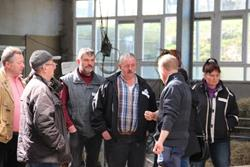 Click to view album: Workshop Schafhaltung bei Franssen in Sippenaeken am 26. März 2016