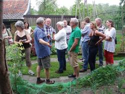 Click to view album: Besichtigung Biogarten  19.06.2013